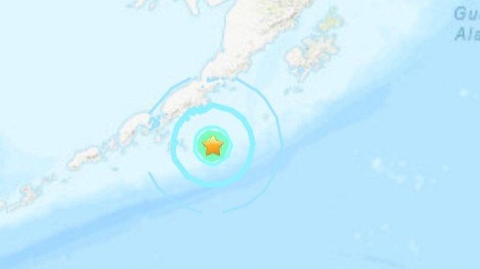Info Gempa Magnitudo 6.1 SR, Ini Lokasi Titik Pusat Gempa