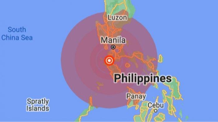 Gempa Bumi Magnitudo 6.7 Sabtu (24/07/21), Analisis Tsunami Dirilis, Berikut Lokasinya