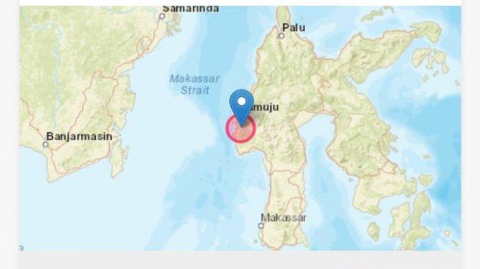 Gempa Bumi Terkini Kamis (15/07/2021) Tadi Siang, Berikut Info BMKG Magnitudo dan Lokasinya