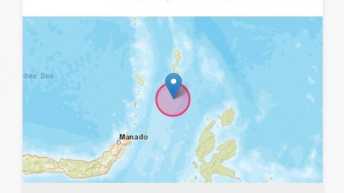 Gempa Magnitudo 5.6 Malam Ini Sabtu 24 Juli 2021, BMKG: Tidak Berpotensi Tsunami, Berikut Lokasinya
