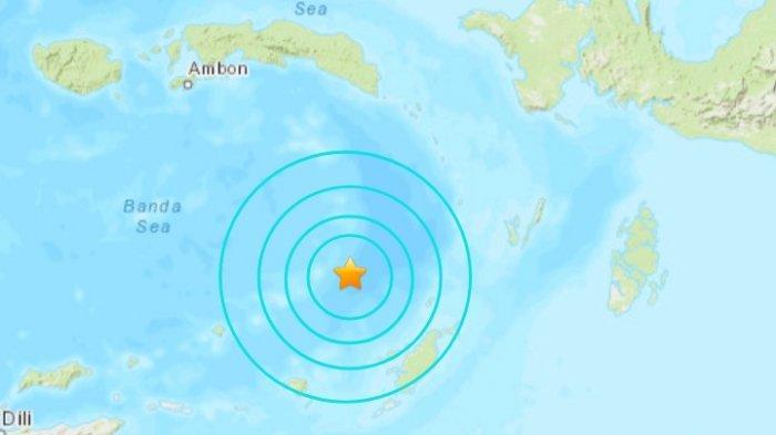 Gempa Terkini Sabtu (19/06) Sore di Wilayah Rawan, Sebelumnya Terjadi Tsunami, Ini Data Magnitudo