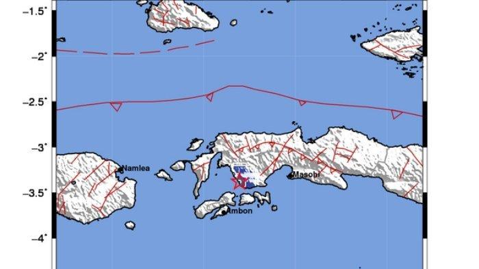 Gempa Terkini Senin 21 Juni 2021 Pagi, Wilayah Ini Diguncang 4 Kali, Berikut Lokasi dan Magnitudonya