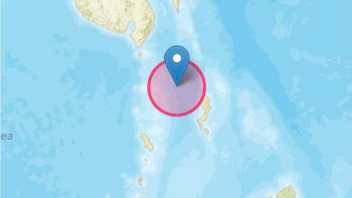 Info Gempa Bumi Kekuatan 5.2 Tadi Pagi, BMKG Imbau Hati-hati Gempa Susulan, Ini Titik Lokasinya