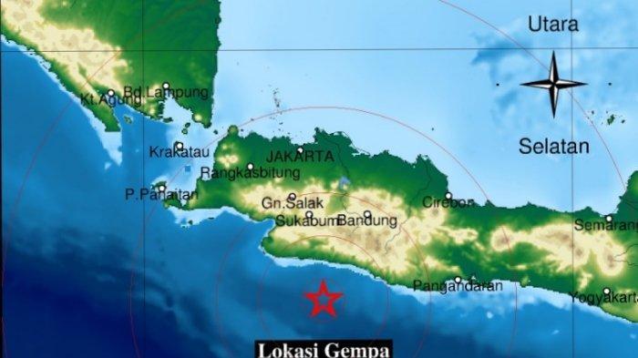 Gempa Terkini Rabu 11 8 2021 Dini Hari Ini Info Magnitudo Dan Lokasinya Tribun Manado