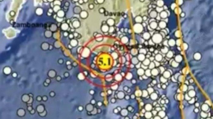 Gempa Bumi Selasa (25/05/21), Info BMKG Warga Diimbau Waspada, Ini Magnitudo dan Titik Pusat Gempa