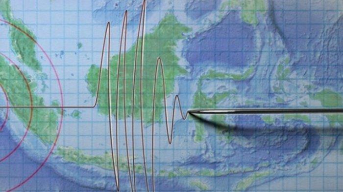 Gempa bumi Sabtu 12 Juni 2021.