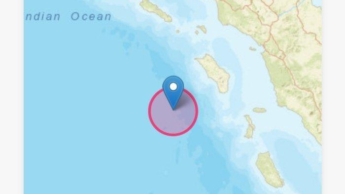 Gempa 7,2 Magnitudo Guncang Nias Barat Sumut, Dirasakan hingga Karo, Dikira Gunung Sinabung