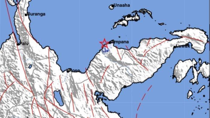 Gempa Terkini Selasa 31 Agustus 2021 Dini Hari, Ini Info BMKG Lokasi dan Magnitudo