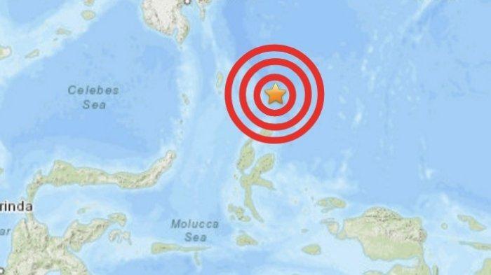 Info Gempa Bumi Tadi Malam, Terjadi di Laut dengan Skala Magnitudo 4.7, Ini Lokasinya