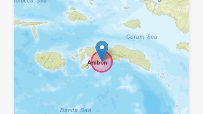 Gempa Bumi Tadi Pagi <a href='https://manado.tribunnews.com/tag/senin-24-mei-2021' title='Senin24Mei2021'>Senin24Mei2021</a>.