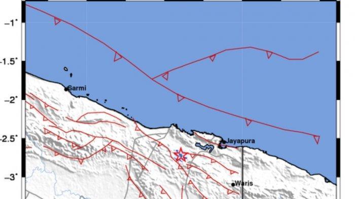 Info Gempa Bumi Terkini Hari Ini Kamis 11 Maret 2021.
