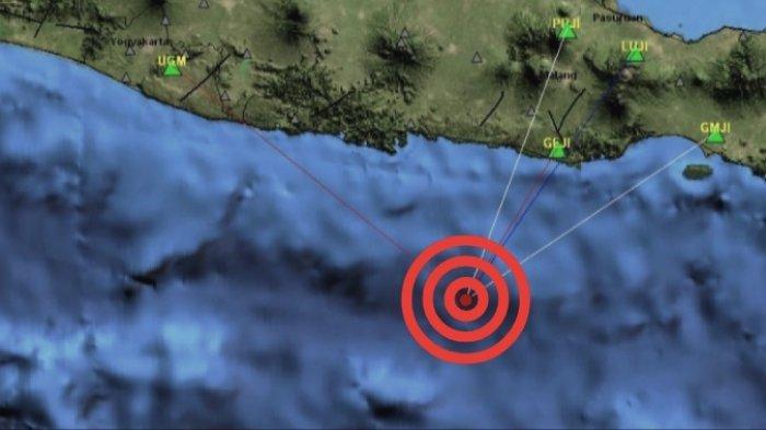 Info Gempa Terkini Guncang Jatim, BMKG Rilis Data Magnitudo dan Titik Pusat Gempa