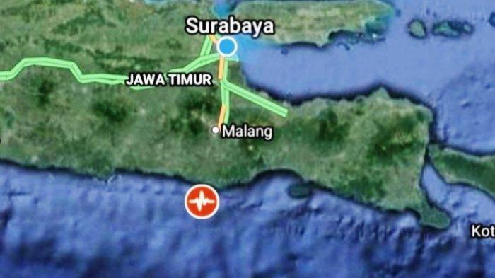 Gempa Bumi Terkini di Jawa Timur, BMKG Rilis Data Magnitudo