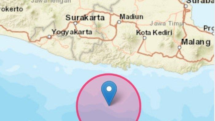 Gempa Bumi Terkini Mengguncang Jawa Timur, Berikut Info BMKG Kekuatan Magnitudo dan Lokasinya