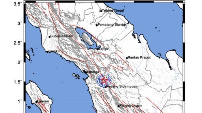 Gempa di Darat Hari Ini Selasa 18 Mei 2021, Ini Magnitudo dan Lokasinya