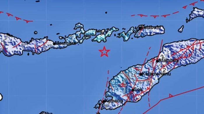 Gempa Bumi Terkini Hari Ini Senin 22 Februari 2021.