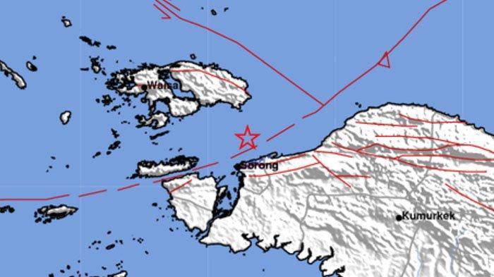 Gempa Bumi Tadi Malam, Info BMKG Ini Lokasi dan Kekuatannya, Lengkap Skala MMI