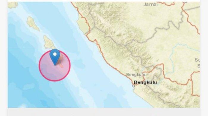 Gempa Terkini Selasa (3/8/2021) Tadi Pagi, Wilayah Ini Diguncang, Info BMKG Magnitudo dan Lokasinya