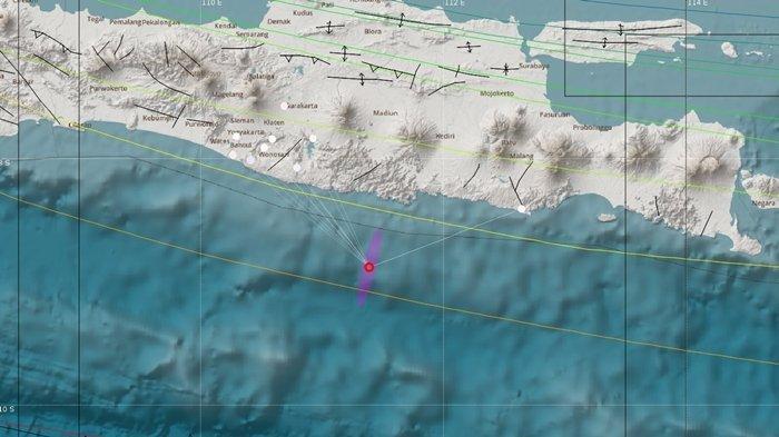 Gempa Terkini Kamis (02/09/21) Tadi Pagi, Guncang Jawa Timur, Ini Info BMKG Lokasi dan Magnitudonya