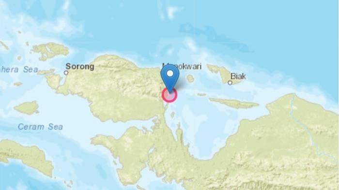 Gempa Terkini Malam Ini Kamis (09/09/2021), Berikut Info BMKG Magnitudo dan Lokasinya