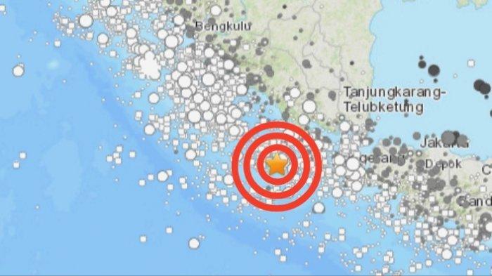 Info Gempa Bumi Terkini Minggu 18 Juli 2021, Berikut Data Magnitudo dan Lokasinya