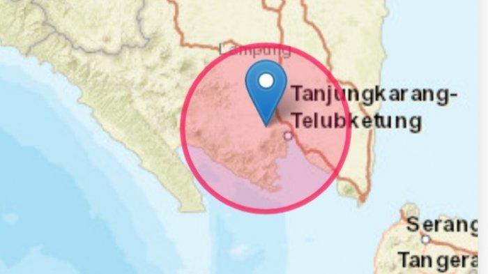 Gempa Terkini Minggu (20/06/21) Malam, Kedalaman Hanya 1 Kilometer, Ini Data Magnitudo dan Lokasinya