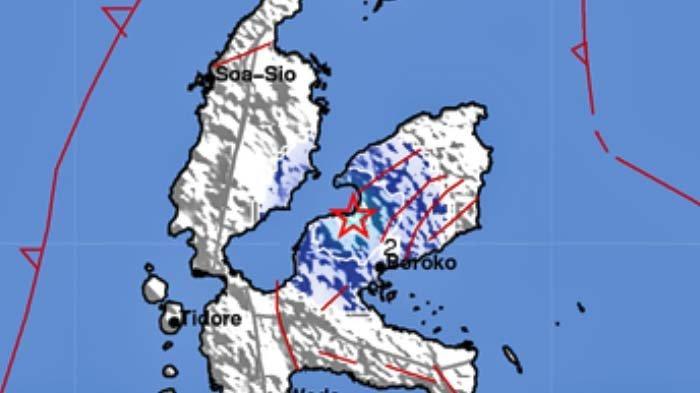 Gempa Terkini Rabu 15 September 2021 Pukul 04.03 WIB, Terjadi di Darat, Info BMKG Ini Titik Pusatnya