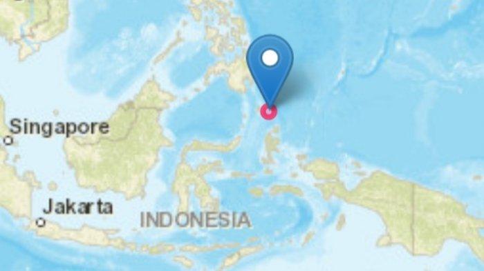 Gempa bumi terkini Sabtu 31 Juli 2021 di Sulawesi Utara (Sulut). Info BMKG.
