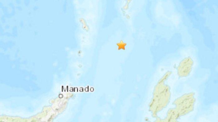 Gempa bumi terkini Senin 12 Juli 2021. Guncangan di wilayah Tobelo-Maluku.