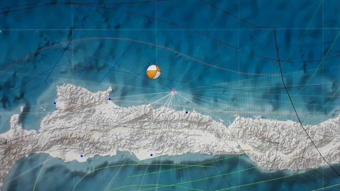 Gempa Terkini Rabu (15/9/2021) Pagi Tadi, Berikut Info BMKG Magnitudo dan Koordinatnya