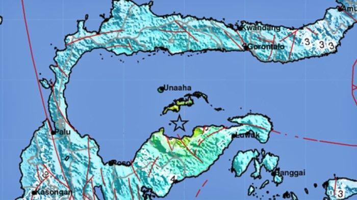 Penjelasan dan Imbauan BMKG Terkait Gempa 6.5 SR di Sulawesi Tengah Malam Ini: Tetap Tenang