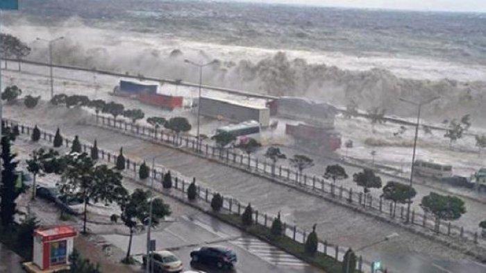 Jawa Timur Berpotensi Diguncang Gempa M 8,7 dan Tsunami 29 Meter, BMKG: Potensi Bukan Prediksi