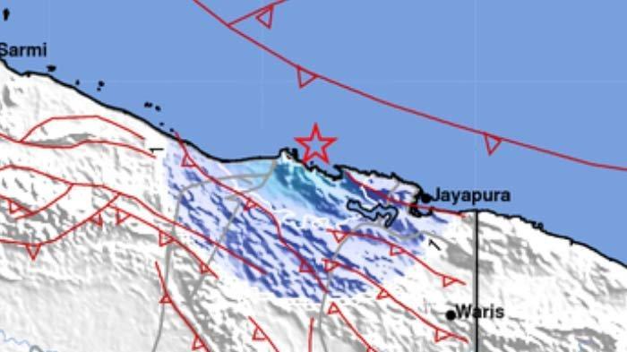 Gempa Senin 27 September 2021, Terjadi Pukul 00.01 WIB, Berikut Lokasi Pusatnya Info BMKG