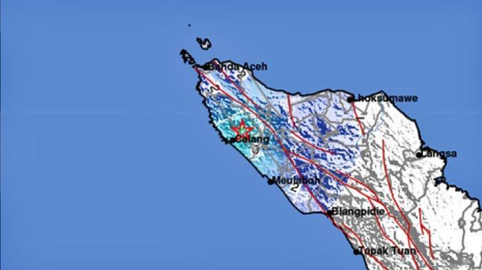 Gempa keuda hari ini Minggu 11 Oktober 2020. Tercatat BMKG.