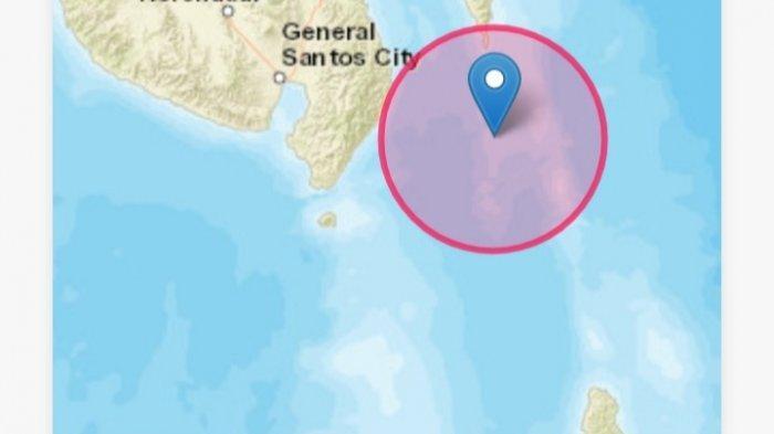 Gempa Bumi Magnitudo 5.3 guncang wilayah Sulawesi Utara, Kamis 10 Juni 2021 pagi. BMKG beri imbauan.