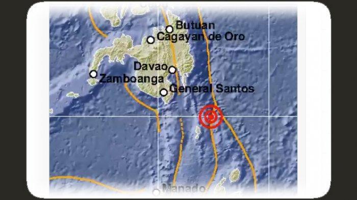 Gempa di Talaud Berjenis Gempa Menengah, Warga Manado Rasakan Seperti Ada Truk Berlalu