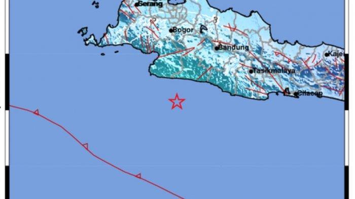 Gempa Kuat Sore Ini, Berikut Lokasi dan Kekuatannya Data BMKG Selasa 27 April 2021
