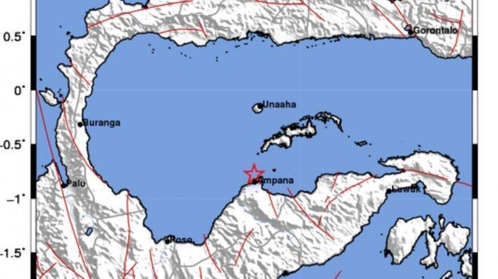 Gempa Terkini Rabu 1 September 2021, Info BMKG Ini Lokasi Titik Pusat Gempa dan Kekuatannya