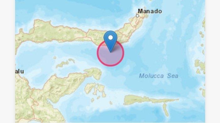 Gempa Bumi Terkini Minggu 18 Juli 2021 Malam, Berikut Ini Info BMKG Titik Koordinat dan Magnitudonya