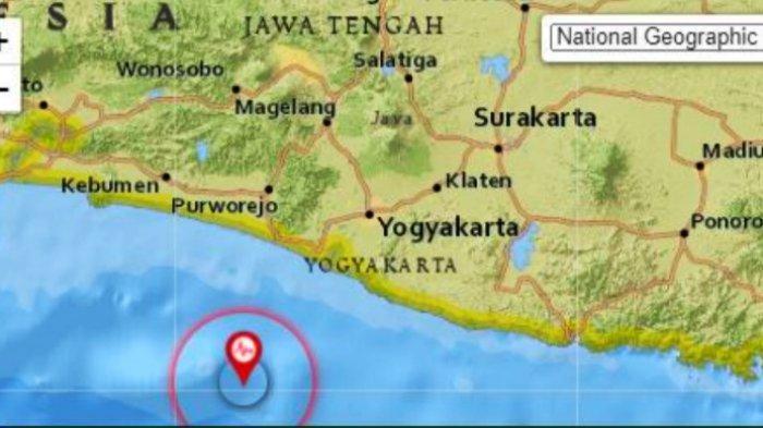 Gempa Terkini Minggu 5 September Info BMKG, Ini Lokasi Pusat Gempa dan Magnitudonya