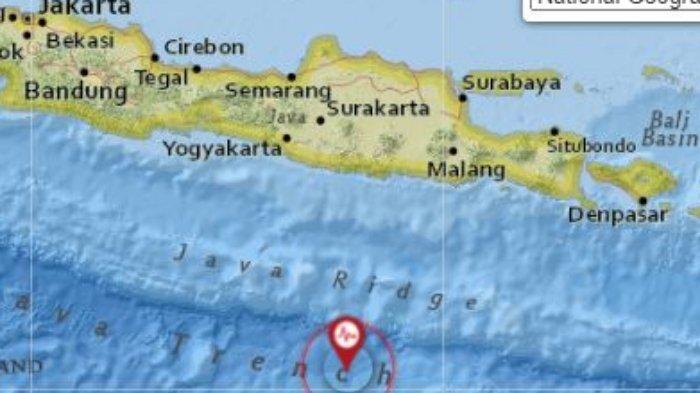 Gempa Terkini Rabu 1 September 2021, Jawa Timur Diguncang, Ini Info Lokasi dan Magnitudo