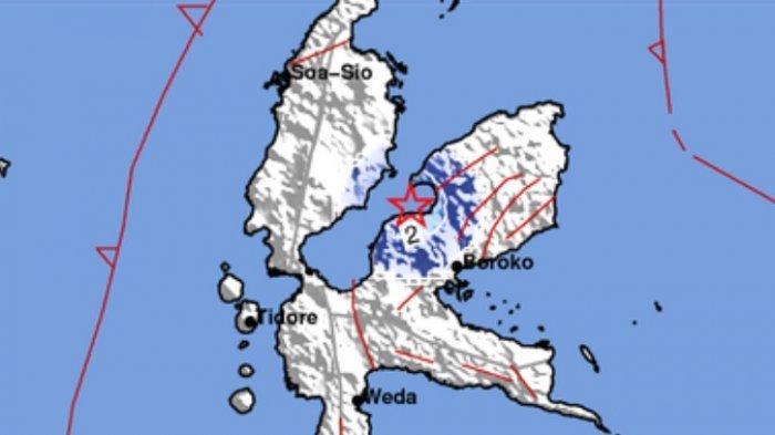 Gempa Terkini Rabu (15/09) Sore Info BMKG, Ini Data Magnitudo dan Lokasinya