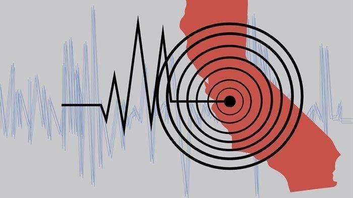 Ilustrasi Gempa Bumi Terkini