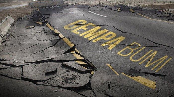 Gempa Bumi Juga Guncang Sulawesi Utara Magnitudo 5,6 SR, di Kota Ini Digoyang Sekitar 25 detik
