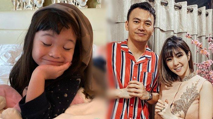 Di Depan Anak, Gisella Anastasia Sering Keceplosan Panggil Wijin 'Sayang', Respons Gempita Tak Biasa