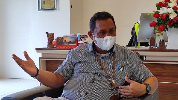 General Manager PT Angkasa Pura I Bandara Samrat Manado, Minggus ET Gandeguai.