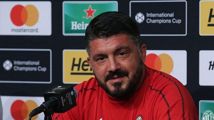 Jadwal AC Milan di Serie A Membuat Gattuso Heran
