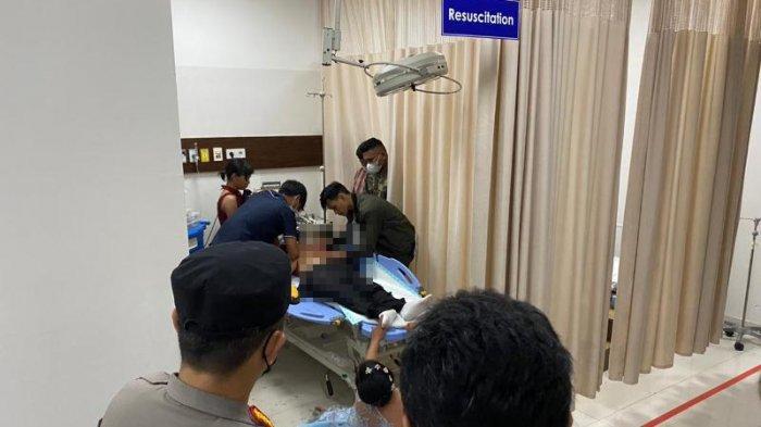 Detik-detik Calon Pengantin Pria Loncat dari Lantai 7 Hotel Berbintang Sebelum Sakramen Pernikahan