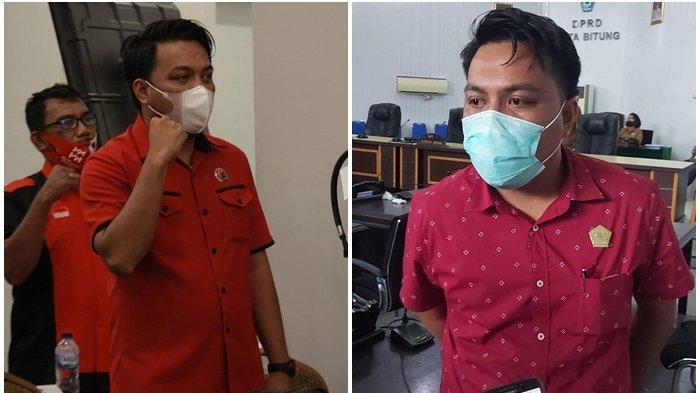 Ketua Fraksi PDI Perjuangan Geraldi Mantiri Sentil Pemerintahan Maurits Mantiri – Hengky Honandar