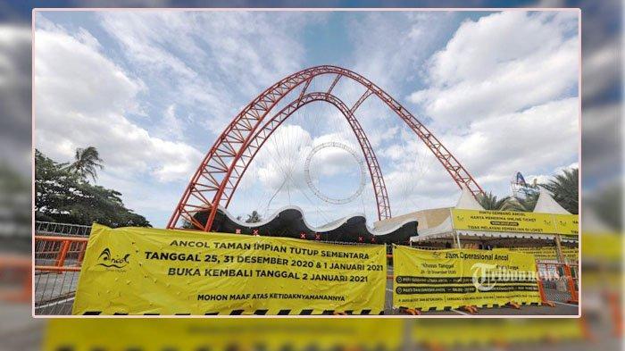 Tempat Wisata Yang Ditutup Mulai 31 Desember 2020, Taman Mini Indonesia Indah, Ancol & Ragunan